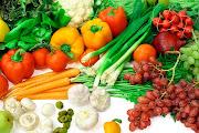 Consume frutas y verduras para una Alimentación Saludable fruits