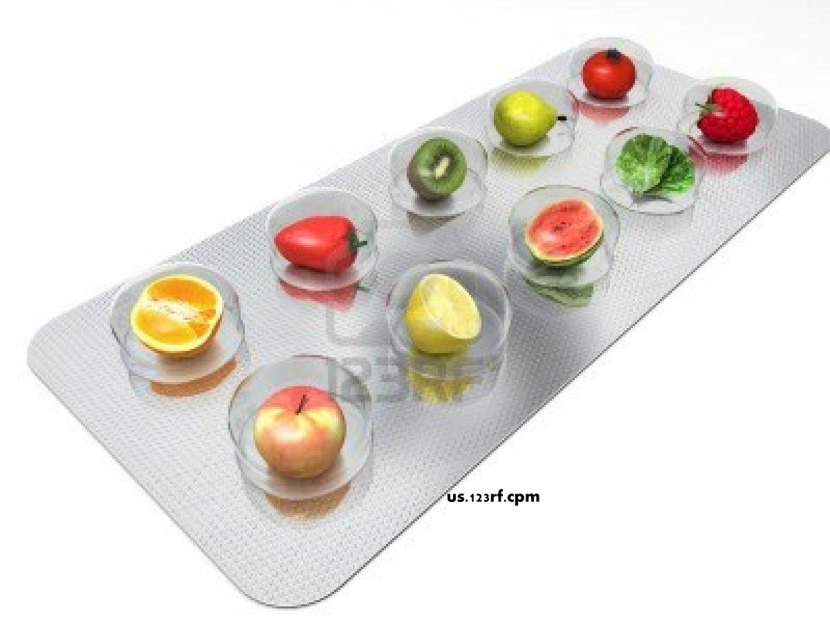 Pertinggi KonsumsiMakanan yang Mengandung Vitamin