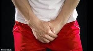 Bahaya Benturan Diarea Kemaluan