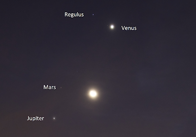 october 9 2015 conjunction