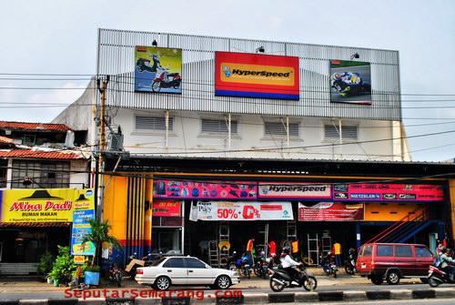 Hyperspeed Semarang Aksesoris Motor