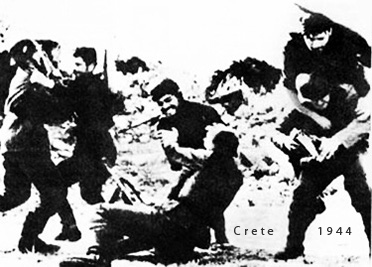 Crete against Nazis , 1944