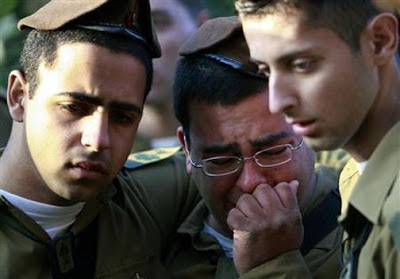 Pemuda Yahudi takut masuk tentera