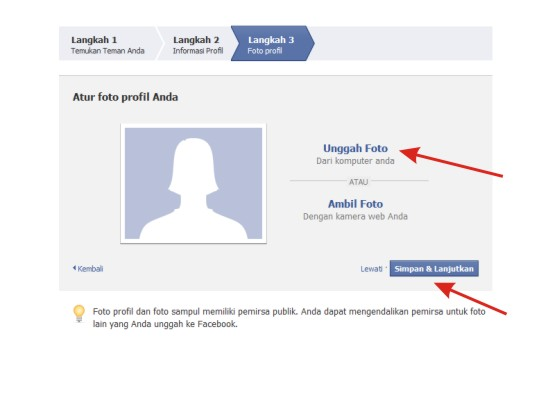 Tutorial Cara Buat Akun Facebook Lengkap