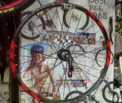 wheelset xlr8