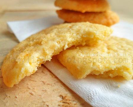 Biscoitos de Maizena aka Biskuit Maizena