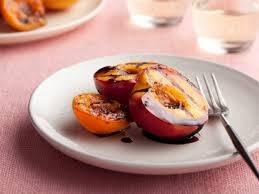 Fruta a la plancha para bajar de peso