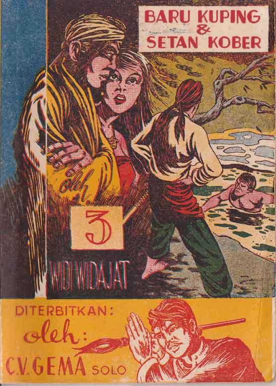 Buku Cerita Silat