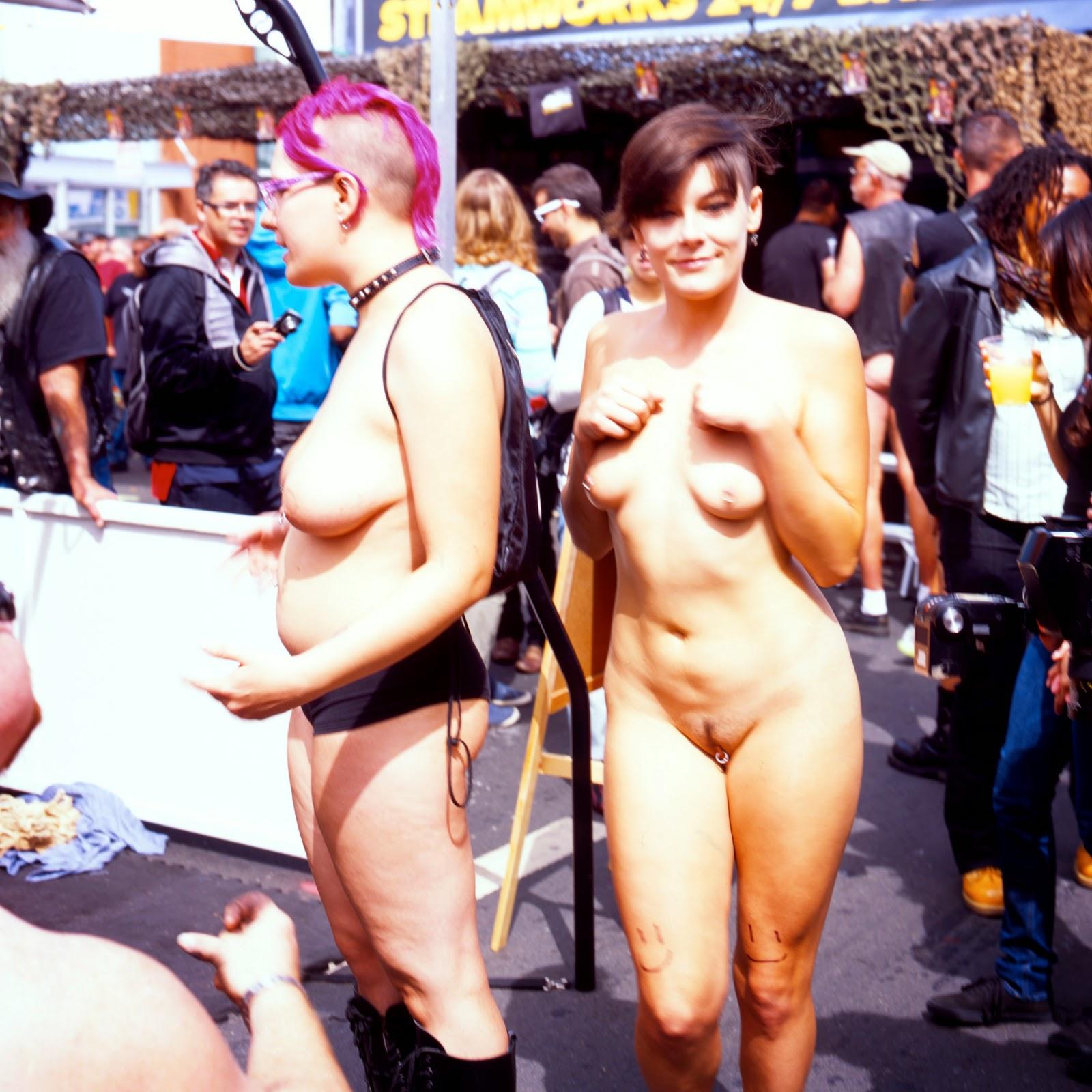 sex on street video