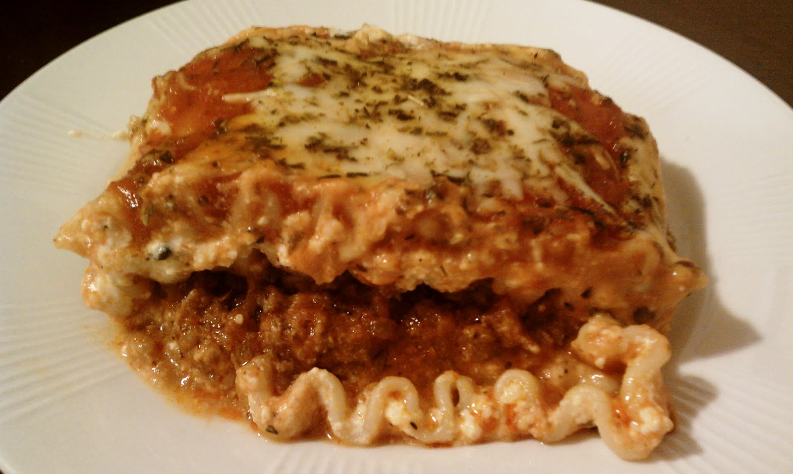 ... - Weight Watchers Friendly Recipes: The Best Lasagna Ever (really