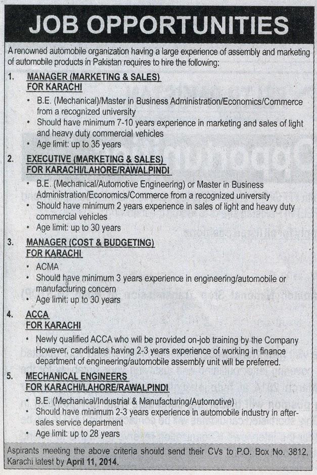 Kenya Jobs Vacancies Employment Career Opportunities In ...