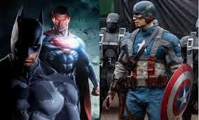 Captain America Bocor Rahsia