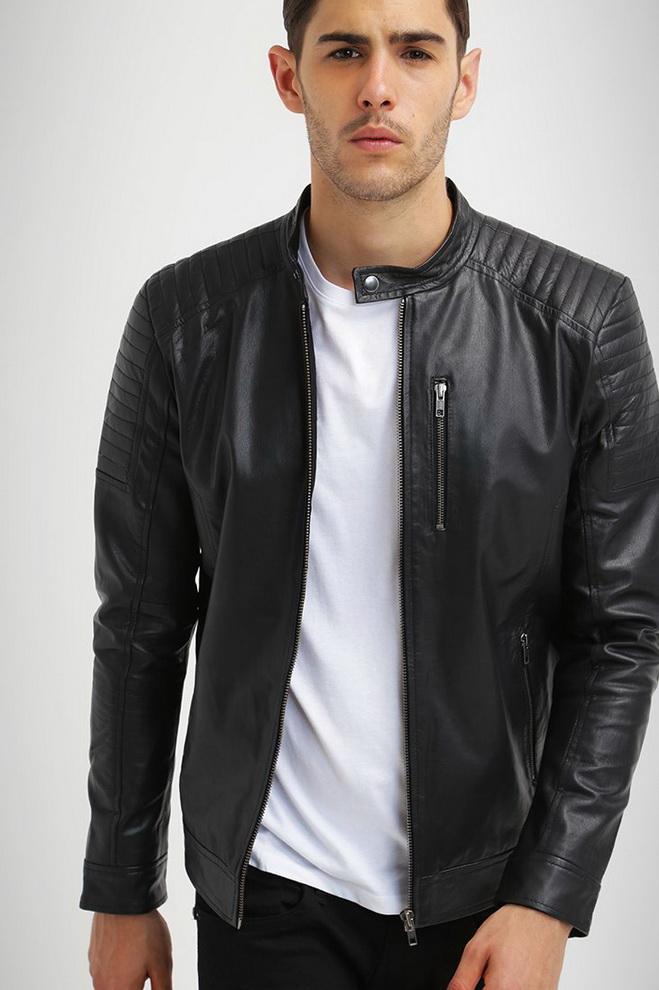 Куртки Кожаные Фото