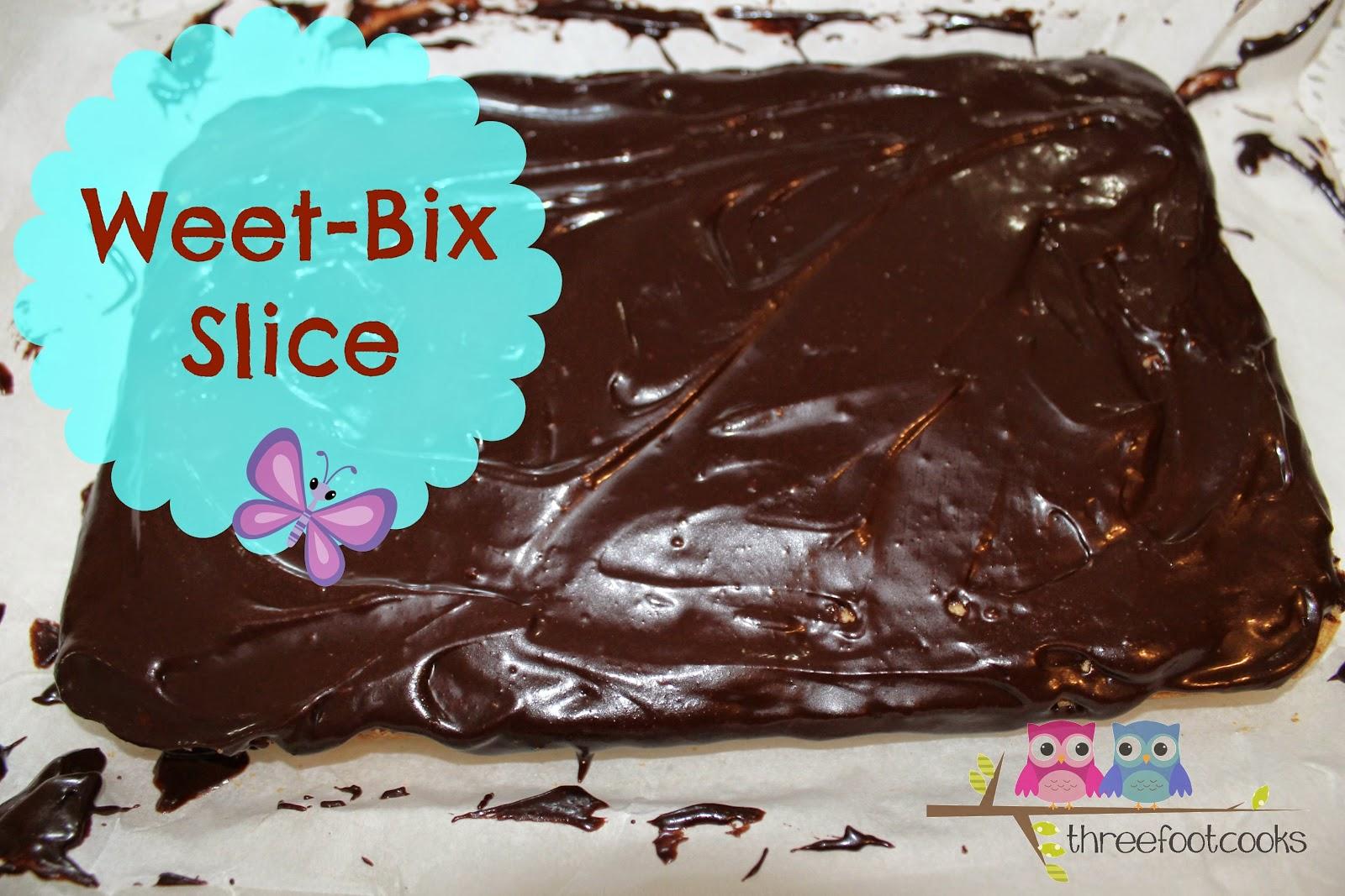 Weet Bix Slice