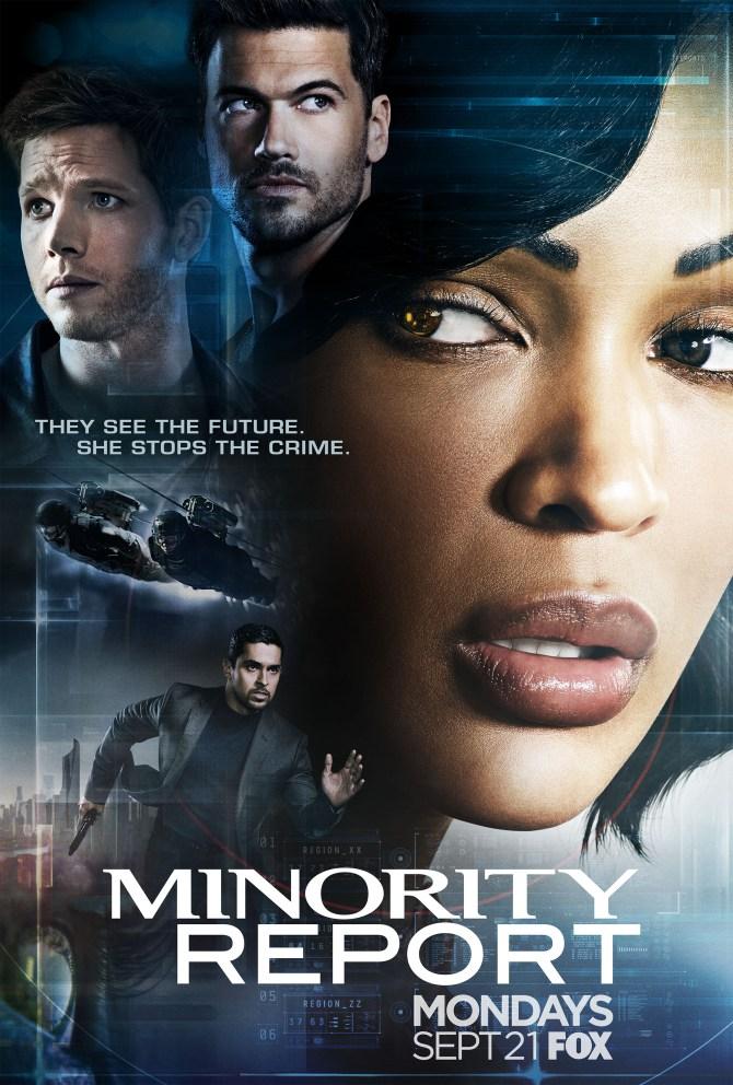ver serie  Minority Report online gratis