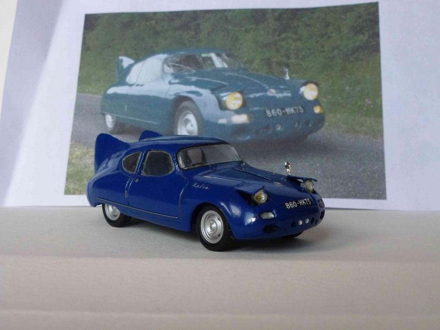 Garage de poche renault alpine 4 cv satecmo eolia 1958 for Garage bms auto