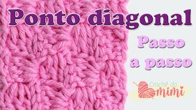 Ponto diagonal Corner to Corner C2C