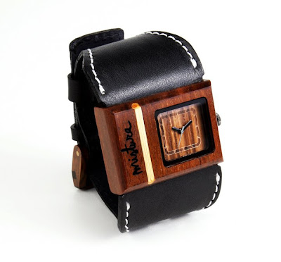 Sustainable Wooden Watches