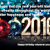 Let us hope that the new year will make dreams a reality throughout the world and will scatter happiness and health.