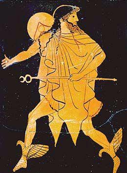 Hermes. Dios del comercio