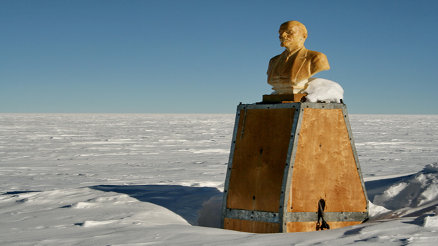 Antarctic Pole Of InaccessibilityA pole of inaccessibility is the point on a continent that is farthest from any ocean. Of the seven continents Antarctica's is the most remote and yes that is a statue of Lenin you see there.