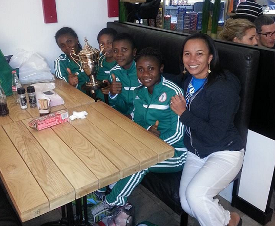 ibinabo super falcons