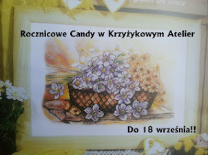 Rocznicowe candy 18.09.2016