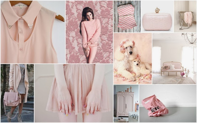 Inspiration Relief yard acne pink