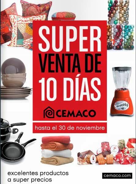 Cemaco Super Venta de 10 Días 2014