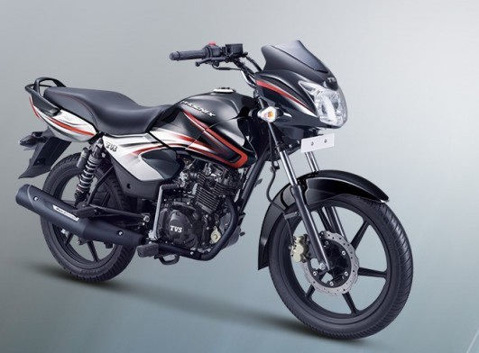 TVS Launched Its New Bike Phoenix 2015