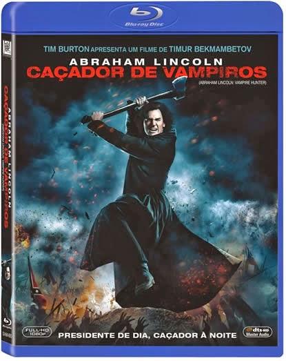 Lincoln: Caçador de Vampiros BluRay 720p Dublado (2012) – Torrent