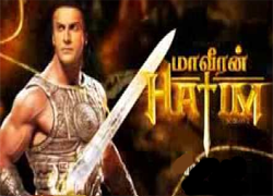 Maaveeran Hatim Promo 9 March 2014 Vijay Tv Show