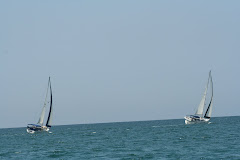 Sea Shell and Arkeoo Racing the Wind