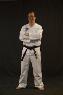 Mike Mullin taekwondo