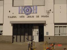 Gracias a mi colegio Niño Jesús de Praga