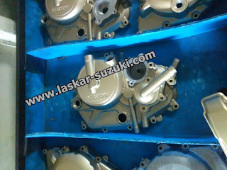 Wow Leaks From Manufacturer SUZUKI Motor Indonesia Through Wak Haji TMCBlog Increasingly Heavy After The Appearance Of Blue Print Machine And Order A