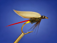 mascot classic wet fly pattern ray bergman