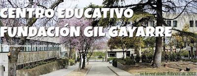 CENTRO EDUCATIVO FUNDACIÓN GIL GAYARRE