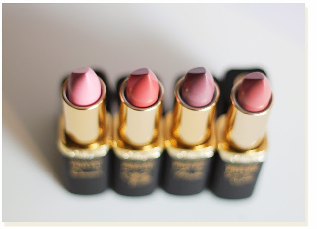 COLLECTION NUDES PRIVÉE LOREAL PARIS