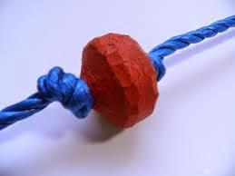 Piston pada pompa tali