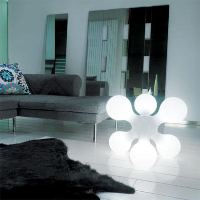 atomium floor lamp