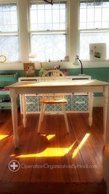 Peachtree City Professional Organizer :: Organized Hobby / Craft Room