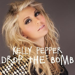 Kelly Pepper releases latest single Drop The Bomb