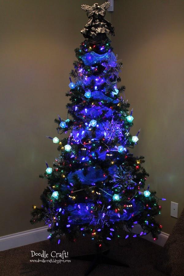 Christmas Lights Dollar Store