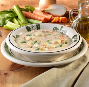 Crazy Deliciousness Chicken Gnocchi Soup