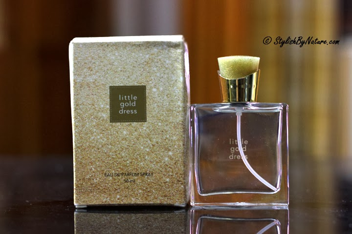 Fragrance news and Perfume review - Avon Little Gold Dress EDP ...