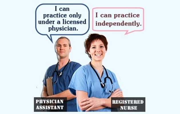 Nurse Practitioner (NA) vs Physician Assistant (PA)