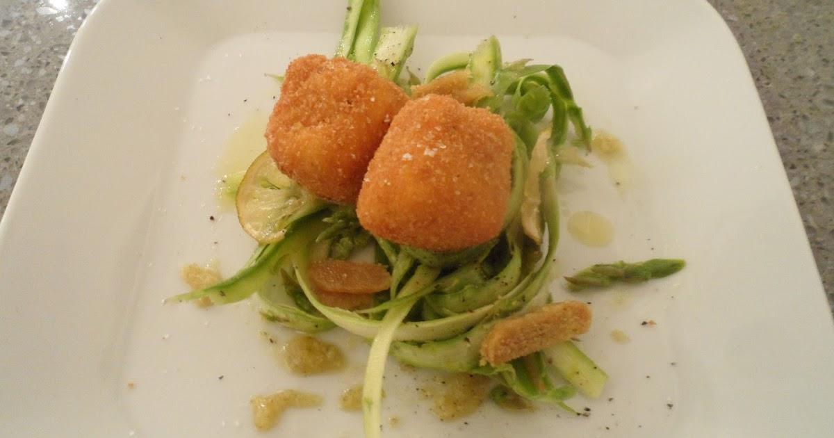 Imparando a cucinare crema fritta dolce al grana padano for Cucinare asparagi