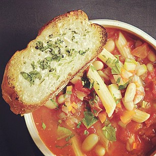 easy minestrone recipe