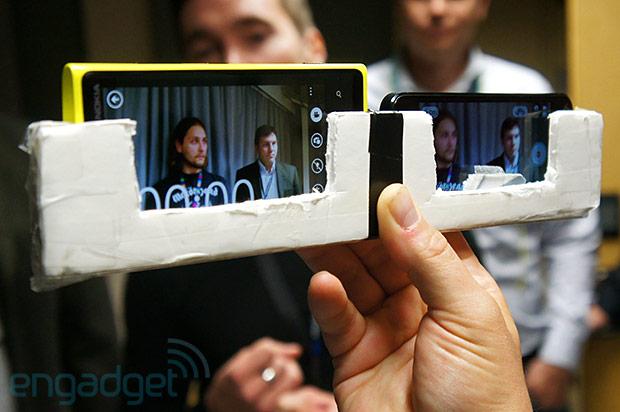 iPhone 5 também se rende a câmera do Lumia 920
